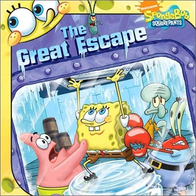 Spongebob Squarepants #22 : The Great Escape