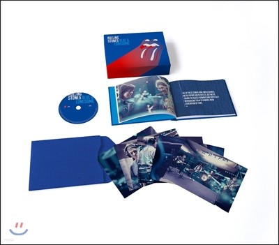 The Rolling Stones (롤링 스톤즈) - Blue & Lonesome [CD+Book Deluxe Edition]