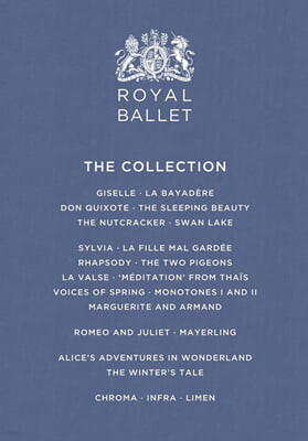 The Royal Ballet: The Collection [15 DVD]