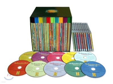 The Berenstain Bears 60종 세트 (Book & CD)