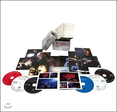 Bob Dylan (밥 딜런) - The 1966 Live Recordings (1966년 라이브 레코딩 박스세트) [36CD]