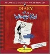 Diary of a Wimpy Kid #1 : Audio CD