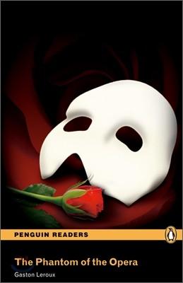 Penguin Readers Level 5 : Phantom of the opera (Book & CD)