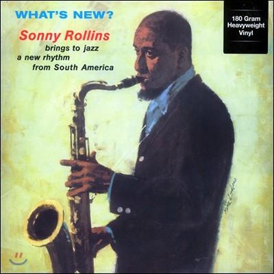 Sonny Rollins (소니 롤린스) - What's New? [LP]