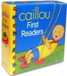 Caillou First Readers 19�� ��Ʈ (Book & CD)