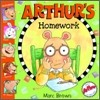 Arthur`s Homework (Book & CD)