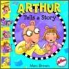 Arthur Tells a Story (Book & CD)