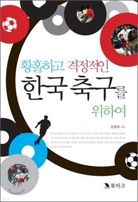 황홀하고 격정적인 한국 축구를 위하여
