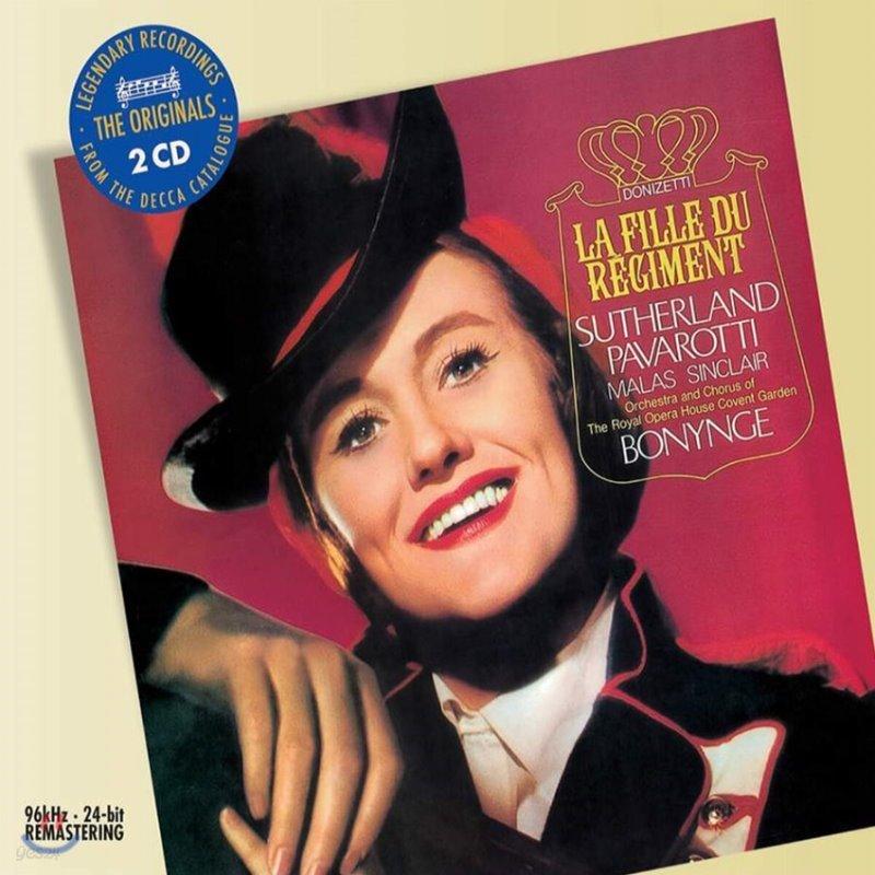 Luciano Pavarotti 도니제티: 연대의 딸 (Donizetti: La Fille du Regiment)