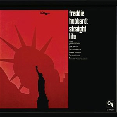 Freddie Hubbard - Straight Life (Ltd. Ed)(180G)(LP)