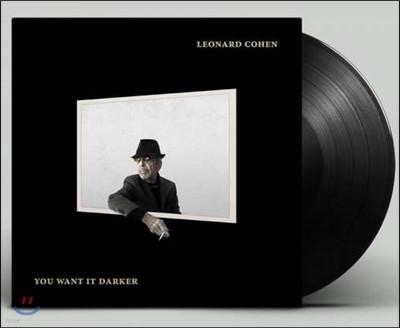 Leonard Cohen (레너드 코헨) - You Want It Darker [LP]