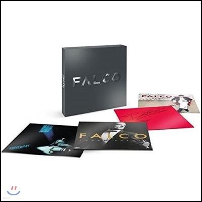 Falco (팔코) - Falco [4LP Limited Edition]