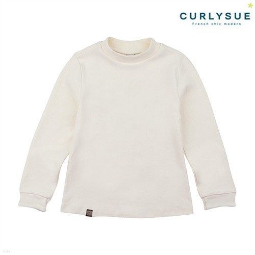 [컬리수] 포근한 반목티셔츠 CLW1XQTS52IV  [겨울]