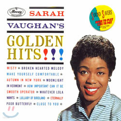 Sarah Vaughan - Golden Hits