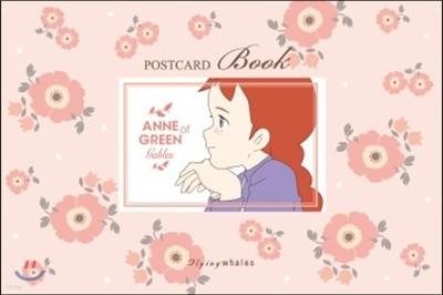 빨강머리앤 엽서북 핑크