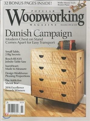 Popular Wood Working (월간) : 2016년 11월