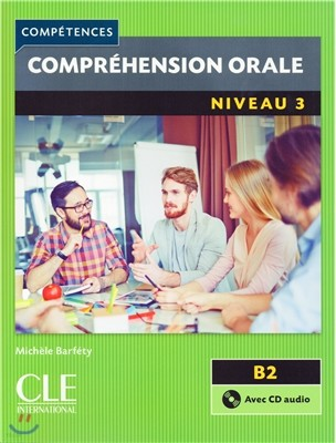 Comprehension orale 3 (+CD MP3)