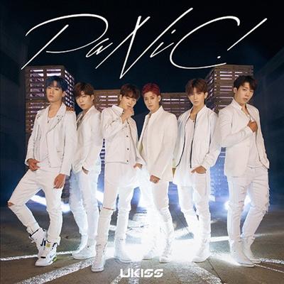 유키스 (U-Kiss) - PaNiC! (CD+DVD)