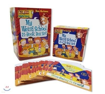 My Weird School 21종 Book+CD 세트