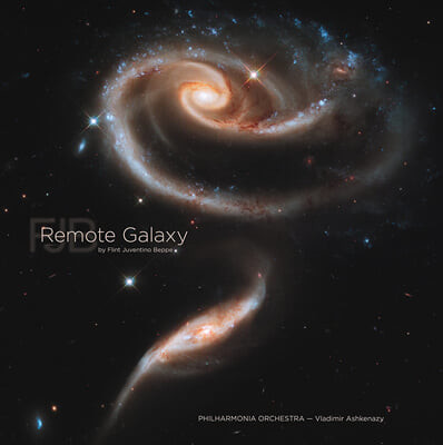 Vladimir Ashkenazy 베페: 리모트 갤럭시 - 시간과 우주의 여행 (Flint Juventino Beppe: Remote Galaxy) [2LP]