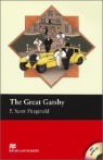 Macmillan Readers Intermediate : The Great Gatsby (Book & CD)