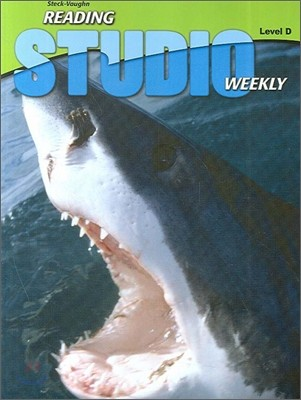Steck Vaughn Summer Studio Reading Weekly Level D