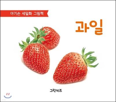 아기손 세밀화 그림책 : 과일