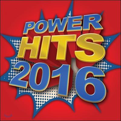 Power Hits 2016 (파워 힛 2016)