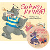 [��ο�]Go Away Mr Wolf! (Paperback & CD Set)