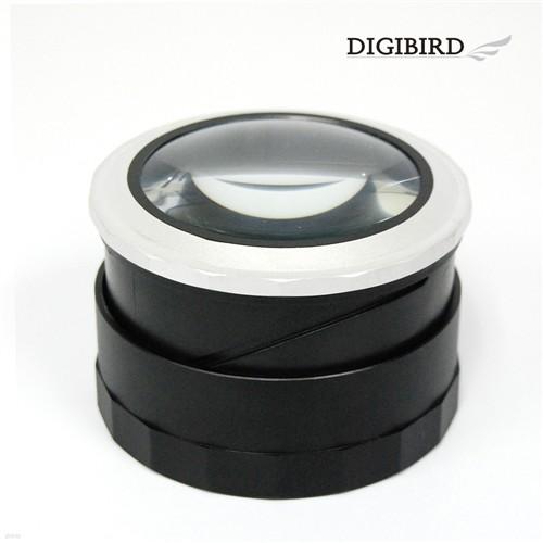 디지버드 LED 확대경 MAG5000 줌기능 광학3배 5...