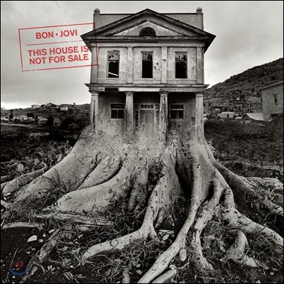 Bon Jovi - This House Is Not For Sale 본 조비 정규 13집 [LP]