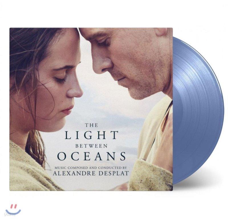 더 라이트 비트윈 오션스 영화음악 (The Light Between Oceans OST) [오션 컬러 2 LP]