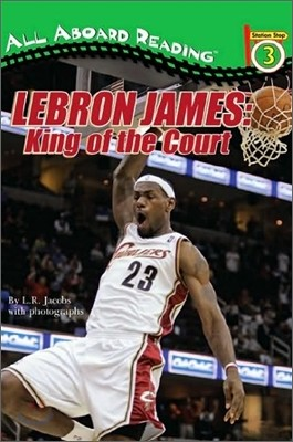 All Aboard Reading 3 : LeBron James