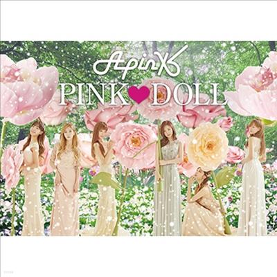 에이핑크 (Apink) - Pink Doll (CD+Goods) (초회완전생산한정반 A)