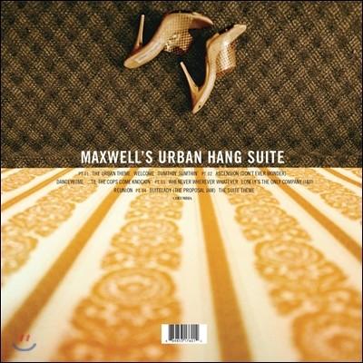 Maxwell (맥스웰) - Maxwell's Urban Hang Suite [발매 20주년 기념 한정 2 LP]