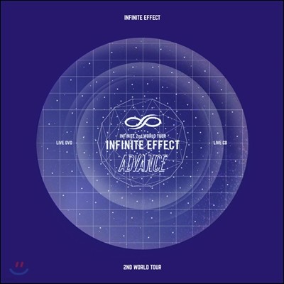 인피니트 (Infinite) - INFINITE Effect Advance Live