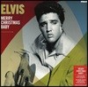 Elvis Presley (엘비스 프레슬리) - Merry Christmas Baby [컬러 바이닐 한정반 Vinyl]