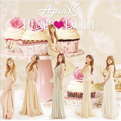 에이핑크 (Apink) - Pink Doll (CD+DVD) (초회한정반 B)