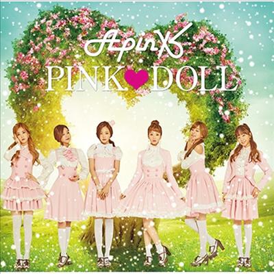 에이핑크 (Apink) - Pink Doll (초롱 Ver.) (초회생산한정반 C)