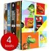 디즈니 시네스토리 4종 세트 (빅히어로6 / 인사이드 아웃 / 굿 다이노 / 주토피아) : Disney Cinestory Set