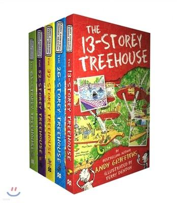 13층 나무집 시리즈 5종 세트 (영국판)