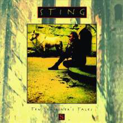 Sting - Ten Summoner's Tales (Free MP3 Download)(180g)(LP)