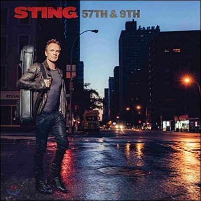 Sting (스팅) - 57TH & 9TH [Deluxe Edition]