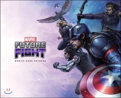 The Art of Marvel Future Fight (마블 퓨처파이트 아트북)
