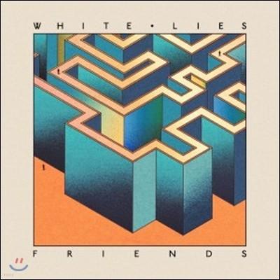 White Lies (화이트 라이즈) - Friends [LP]