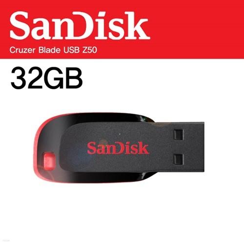 샌디스크 USB CZ-50 32GB
