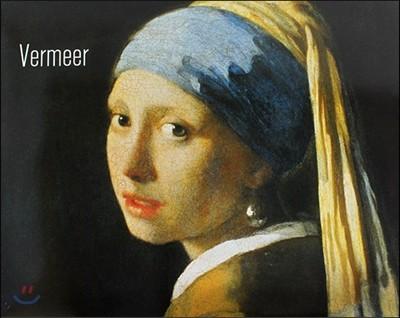 베르메르 : 스칼라 명화 포스터 5종 세트 (545 x 430 mm)
