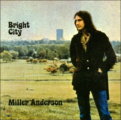 Miller Anderson (밀러 앤더슨) - Bright City [LP]