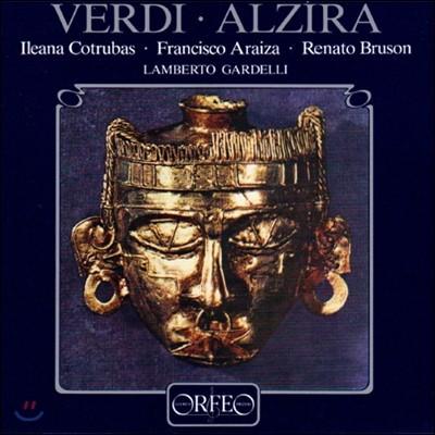 Ileana Cotrubas / Lamberto Gardelli 베르디: 알치라 (Verdi: Alzira) [2LP]