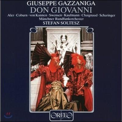 Stefan Soltesz / John Aler 모차르트: 오페라 '돈 조반니' (Mozart: Don Giovanni) [2LP]